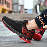 Hot Sale Walking Jogging Shoes Men Breathable Gym Men Shoes Damping Athletic Footwear Mens Light Weight Sport Trainers For Men