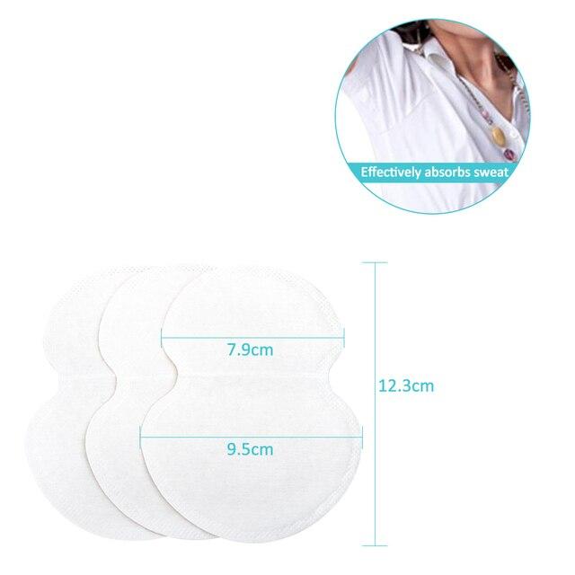 10/20/30/50pcs Underarm Dress Clothing Armpit Care Sweat Scent Perspiration Pad Shield Absorbing Deodorant Antiperspirant 5