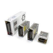 AC DC di Commutazione di Alimentazione 220V 110V A 5V 9V 12V 15V 24V 36V 48V AC-DC Trasformatore di Tensione 5 12 24V Volt Caricatore Fonte di Alimentazione