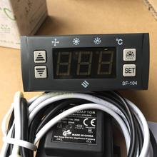 Sf-104p with Password Freezer Thermostat 30a Temperature Controller Temperature Controller Snow Cabinet Temperature Controllor zhongshan shang fang sf 104 refrigerator freezer thermostat temperature controller temperature controller controller