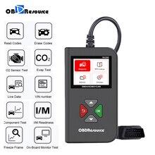 YA206 – lecteur de Code de voiture, outil de Diagnostic automobile, mise à jour gratuite à vie, Scanner automobile 12V, prise OBD2, pk elm327