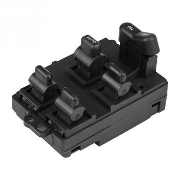 Left Hand Driver Side Power Master Window Switch for Honda Accord 1990 1991 1992 1993 1994-1997 35750-SV4-A11 Car Accessories