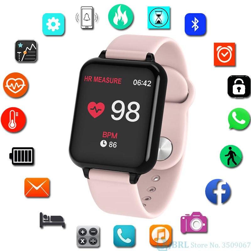 JBRL Brand  B57C Sport Watch Children Watches Kids For Girls Boys Wrist Watch Student Clock Electronic Digital Child Wristwatch