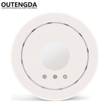 300Mbps ceiling AP Wireless WiFi Router 500mw Ceiling AP bridge router repeater wireless access point with poe wifi router 300mbps 2 4ghz business use marketing system ap openwrt wireless ceiling ap wireless indoor ap comfast cf e320n v2