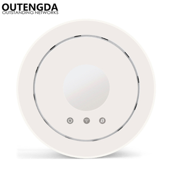 цена на 300Mbps ceiling AP Wireless WiFi Router 500mw Ceiling AP bridge router repeater wireless access point with poe