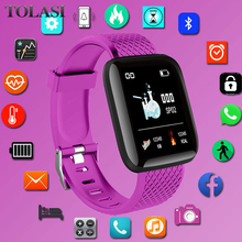 Fashion Sport Smart Watch Kids Watches Children For Girls Boys Smartwatch Clock Child Fitness Tracker Smartwach Wristwatch