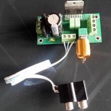 KYYSLB DC 12V A 15V AC 12V 4-8 Ohm 2*20W TDA7377 Stereo amplificatore di potenza Bordo Dritto Seconda TDA1521/TDA7297