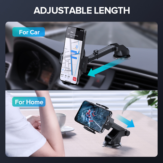 Best Car Phone Holder 360 Mount in Car Stand.