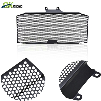 Motorcycle Aluminum Accessories Radiator Guard Protector Grille Cover For Suzuki gsr750 GSR750 ABS Radiator Guard 2010-2016 2017