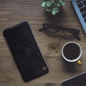 Image 3 - Tiểu Xiaomi Mi CC9 CC9e Nắp Đậy Nillkin Qin Vintage Da Flip Cover Thẻ Bỏ Túi Ví Dành Cho Tiểu mi Mi A3 Túi Đựng Điện Thoại