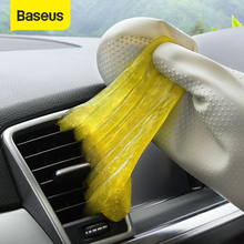 Car-Cleaner Dashboard Cleaning-Tool Dust Air-Vent Baseus Outlet Glue Gum Soft-Gel