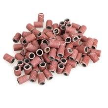 File-Machine Manicure Sanding-Band Nail-Art Bits Polish-Remover Drill Acrylic 100pcs