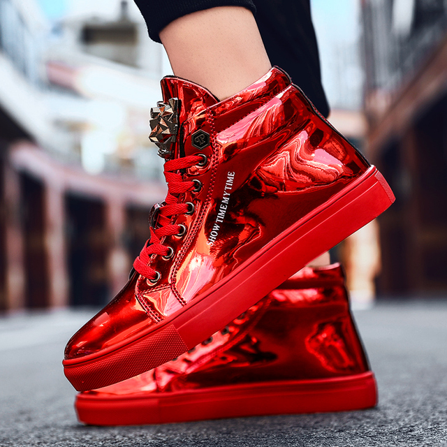 Hip Hop Fashion Ankle Sneakers 8