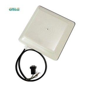 Image 4 - with 2 pvc UHF tags MAX 7m reading range Long range passive rfid uhf reader WG26/Lector de Largo Alcance RFID control de acceso