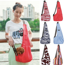 Pet Front Chest Single Shoulder Bags Carrier Travel Bag Dog Handled Portable Breathable Outdoor Carrier For Dogs 2019 for 0 6 5kg dog bag carrier portable shoulder carrier for dogs cat pet carrier breathable dog bags for small dogs medium puppy