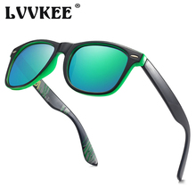 Fashion Polarized Men's Sun Glasses Brand Design Elegant Goggle Sun Glasses Female / Male Prismatic