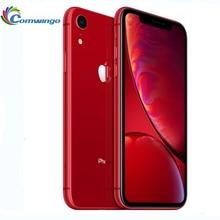 Оригинальный apple iphone XR 2942 мАч ОЗУ 3 Гб ПЗУ 64 Гб/128 ГБ/256g desbloqueado celular 4g lte 6,1 телефон распознавание лица разблокировка 7 + 12 Мп xr