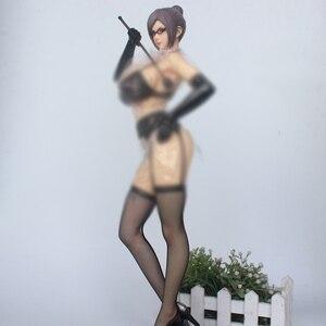 Image 2 - 1/4 Anime Sexy Grils Figurine Prison School Shiraki Meiko PVC Collection Model Figure 41cm