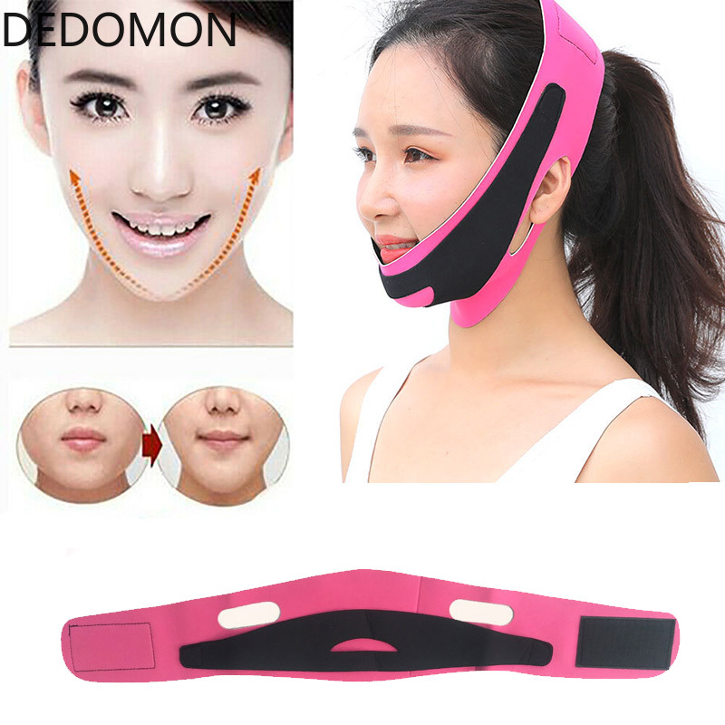 1pcs V Face Lift Up Belt Removal Belt Slimming Lifting Face Slimmer Bandage Wrap Anti Wrinkles Aging Double Chin Slimmer Tool
