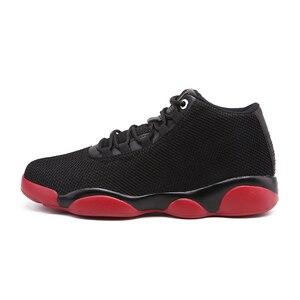 Баскетбольные кроссовки для мужчин, амортизирующие кроссовки для баскетбола, мужские кроссовки с высоким берцем для занятий спортом на отк...