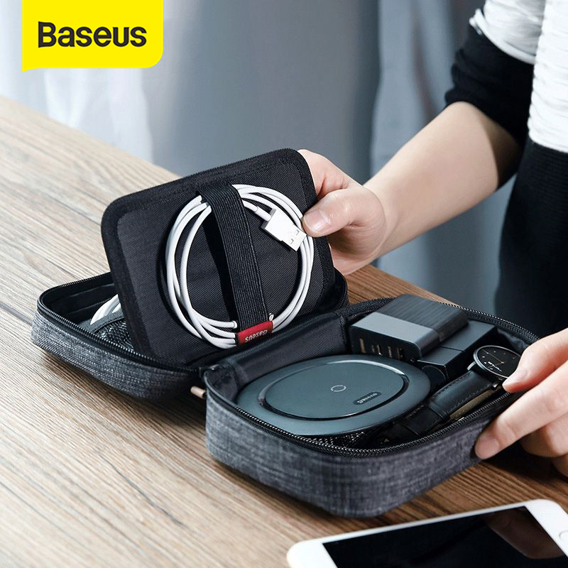 Baseus 7.2 universal universal universal saco do telefone para o iphone xr xs max 7 samsung s10 p30 pro caso telefone portátil sacos de armazenamento bolsa