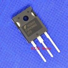 Original 100% NEW FGH40N60UFD FGH40N60 UFD FGH40N60UFDTU 600V 40A IGBT TO-247 20PCS/LOT skm300gb063d skm400gb063d new original igbt power modules