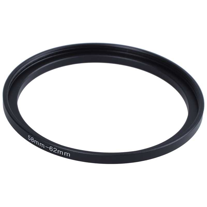 58mm-62mm 58mm bis 62mm Step Up Ring Filter Adapter für Kamera