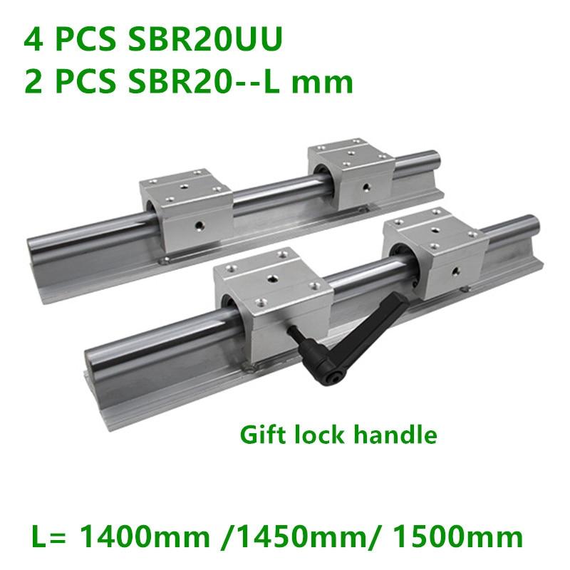 Support Rail 2 in D Aluminum 48 in