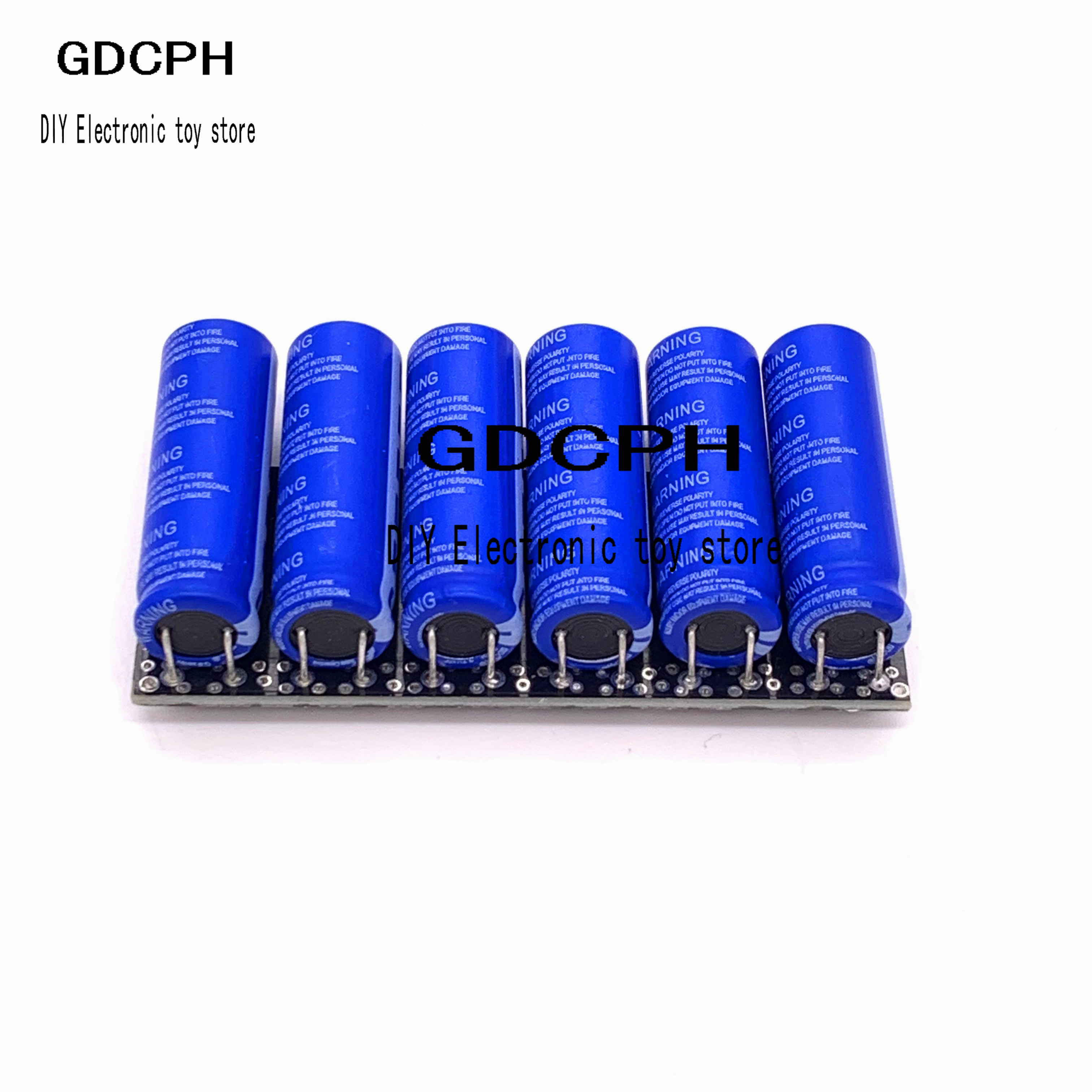 Farad Capacitor 6pcs / Group 16V1.6F Super Capacitor 2.7V10F 16V1F 16V2F Backup Power Battery
