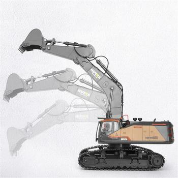 Huina 1592 Cost Effective 1:14 Scale 22 Channels 2.4GHz Radio Control Alloy&Plastic Excavator for over 5 year olds