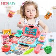 Bekababy 24 шт/компл электронный кассовый аппарат для супермаркета