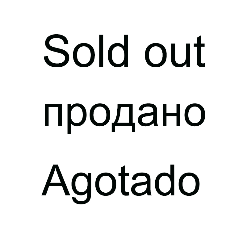 MissyChilli Sold Out