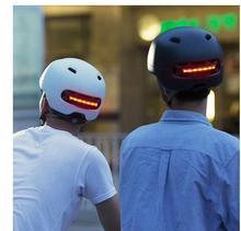 Smart4u LED Light Bike Helmet Cycling For Men Women Mountain MTB Road Scooter Skateboard Warning