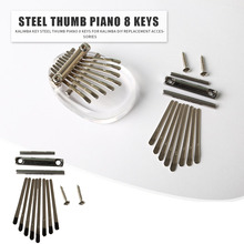 Stencil-Scale Part-Accessories Shrapnel-Replacement Kalimba-Key for DIY Logo Lettering