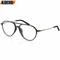 Tungsten Eyeglasses Frame Men Women Ultra light Eye Glasses Frames Male myopia aviation Vision Sight Screwless Optical Eyewear