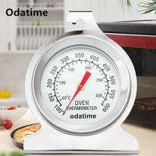 Odatime Food Meat Temperature Stand Hang Oven Thermometer Household Stainless Steel Thermometer Kitchen Cooker Baking Supplies