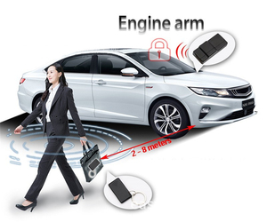 Image 3 - 2.4gh Wireless Immobilizer Car Engine Lock Autocar Immobilizer Intelligent Circuit Cut Off Anti Hijacking