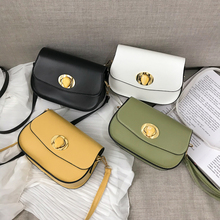 Solid Color High Quality Pu Leather Women Cross Body Bags Fashion Female Travel Messenger Bag Clutch Bag For Women 2019 Bolsos