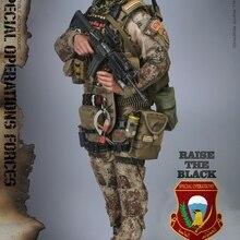 Солдатская история SS107 в Ираке спецназ «ISOF» пильный стрелок 1/6 рисунок