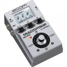Zoom MS-50G - MultiStomp çok gitar efekt Pedal MS50G yeni F/S izleme(China)
