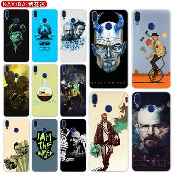 Soft Silicone Case For Huawei Honor 30 20 10 7a Pro 9 9X Lite 30a 9a 8a 8X 10i 20i Cover Breaking Bad Chemistry Walte image