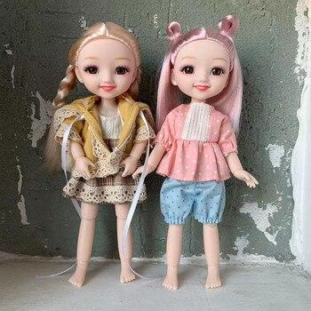 Кукла шарнирная 19 см. 5