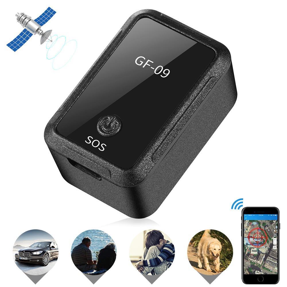 Mini Car GPS Tracker Remote Listening Magnetic Real Time Vehicle Tracking Device Old And Child Anti-Lost Locator