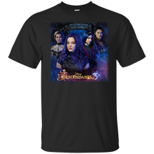 D!sney Descendants 3 Cameron Boyce 2019 new T-Shirt Navy-Black for Men-Women Newest  T Shirt Men shirt