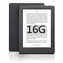 Электронная книга, устройство для чтения электронных книг KoBo glo HD 300PPI 16G, сенсорный экран HD 1448x1072 6 дюймов