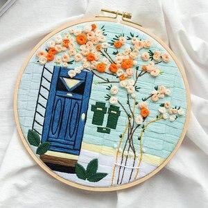 3D Embroidery DIY Cross Stitch