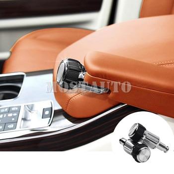 For Land Rover Range Rover Sport Console Armrest Box Adjustment Knob 2014-2018 2pcs