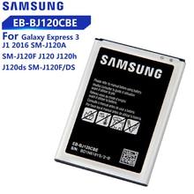 Original Battery For Samsung Galaxy Express 3 J1 2016 SM J120A SM J120F SM J120F/DS J120 J120h J120ds EB BJ120CBE EB BJ120CBU