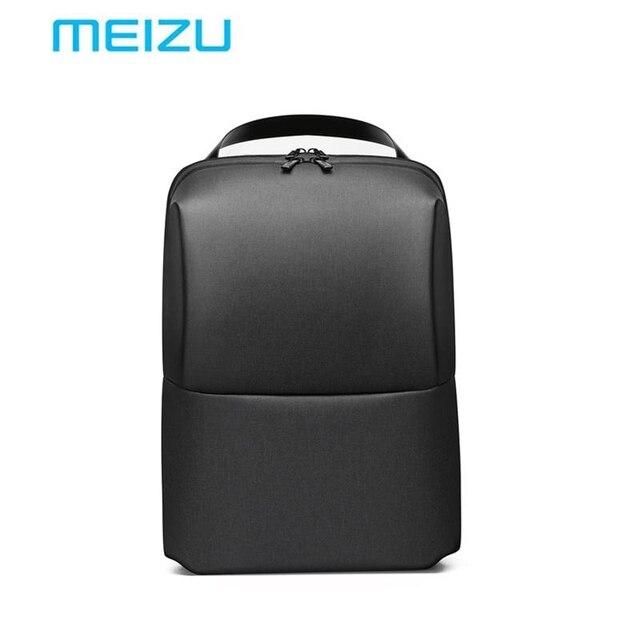 Original Meizu Solide Wasserdicht Laptop rucksäcke Frauen Männer Rucksäcke Schule Rucksack Große Kapazität Für Reisetasche Outdoor Pack