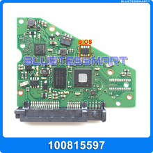 Pcb-Board Data-Recovery for Seagate 100815597 Hard-Drive-Parts Hdd Rev-D Same-Funciton